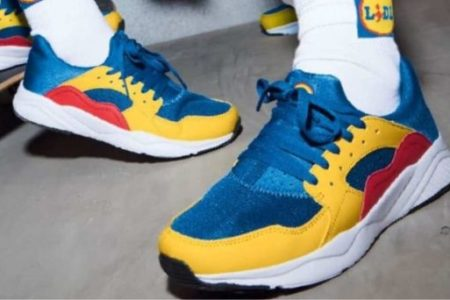 Le sneakers Lidl
